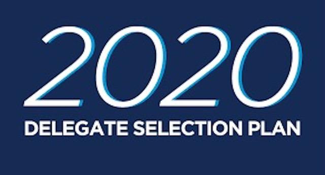 2020.02.26 Delegate Selection Plan